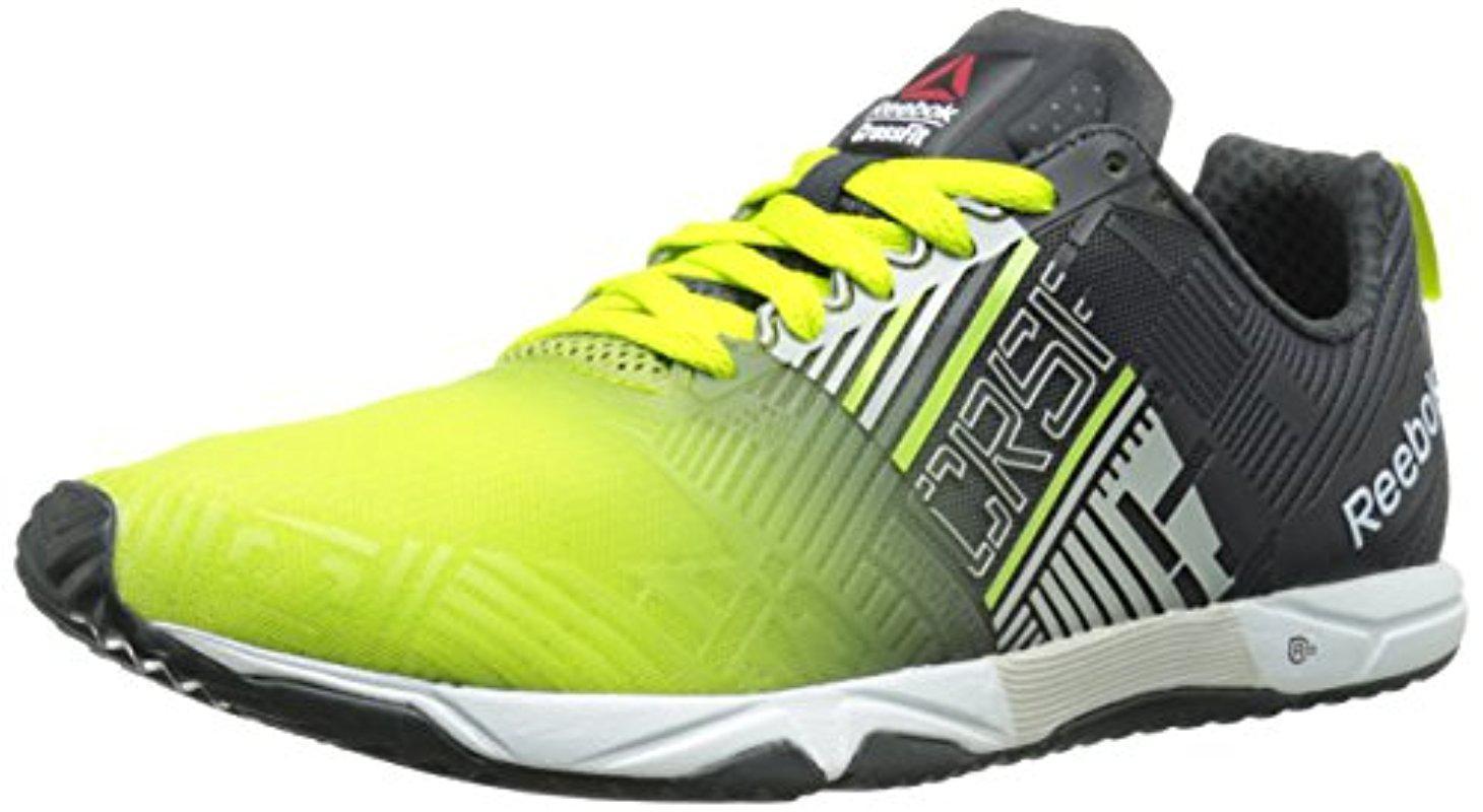 5129b593f7d4b2 Lyst reebok crossfit sprint training shoe in yellow for men jpg 1460x800 Reebok  crossfit sprint shoes