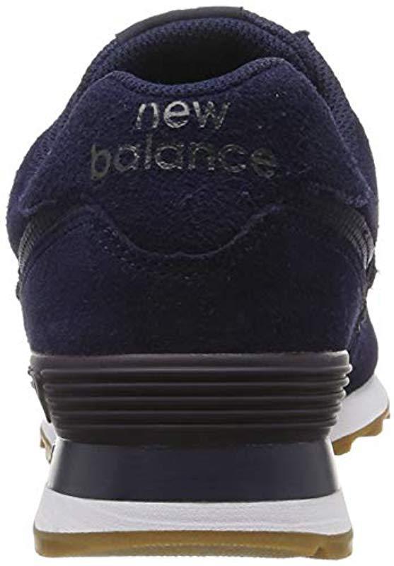 574v2, Baskets Homme Synthétique New Balance pour homme en coloris ...