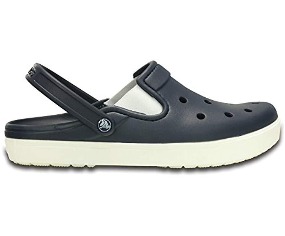 a6e9ad895 Crocs™ - Blue Unisex Adults Citilane Clogs - Lyst. View fullscreen