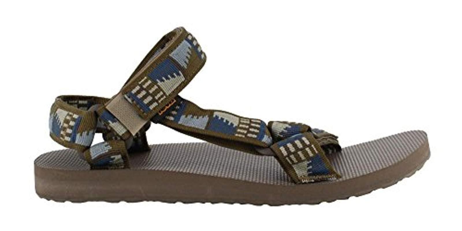 Teva Womens Midform Universal Sandal - Black   SurfStitch