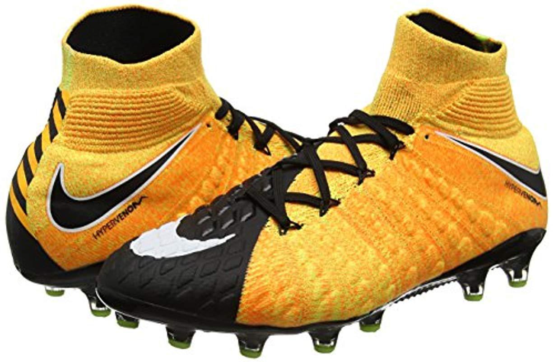 new product 64954 8b223 Men's Orange Hypervenom Phantom 3 Df Ag-pro Football Boots