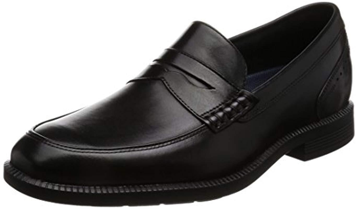 170a3c6425b8f Men's Black 's Ds Modern Penny Loafers
