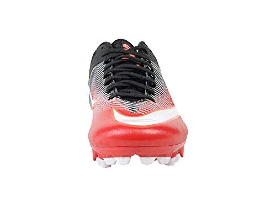 Vapor Speed 2 TD Football Cleats 15 US Red Nike pour homme