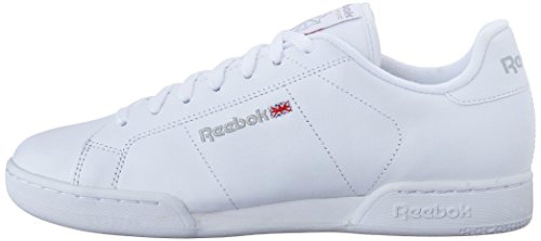 Reebok Leather 's Npc Ii Low-top