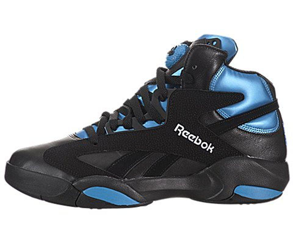 8d1fe82e67d10 Men's Black Shaq Attaq Fashion Sneaker