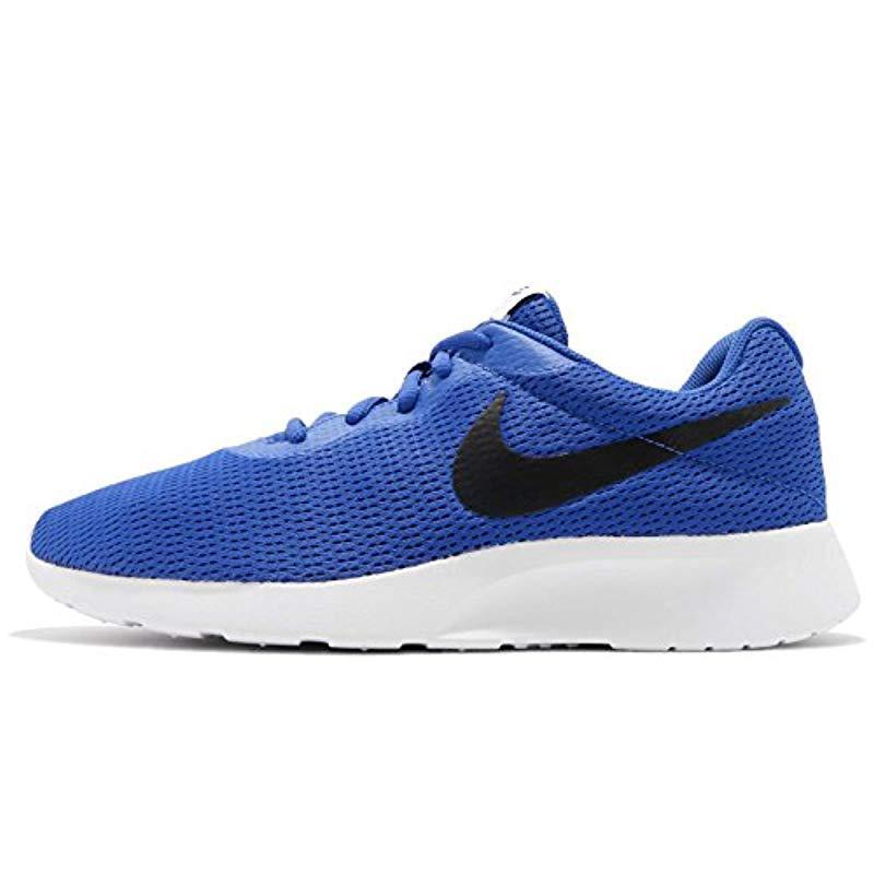 Nike Tanjun Trainers in Blue for Men - Lyst 225a45baace
