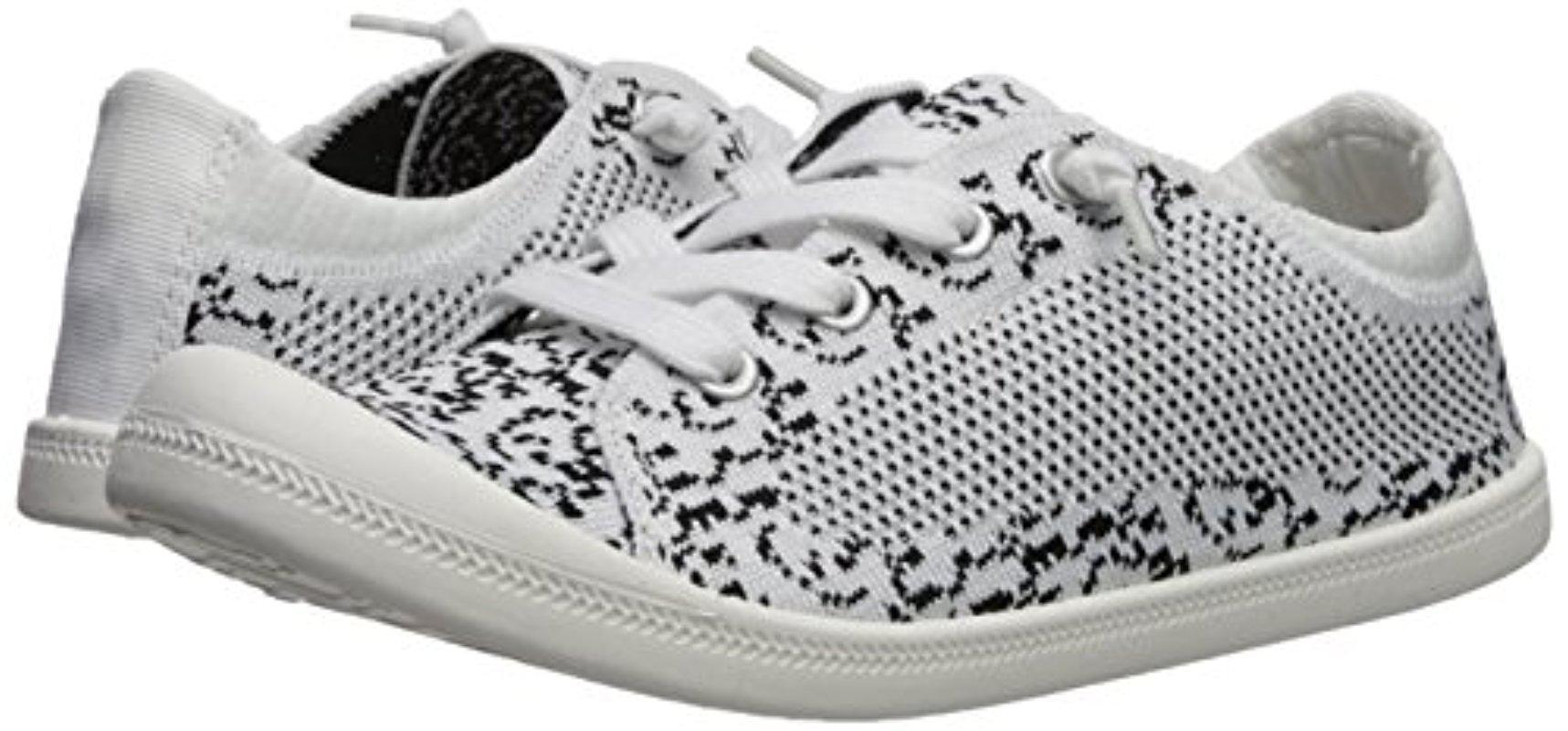 Madden Girl Canvas Bailey-k Sneaker in