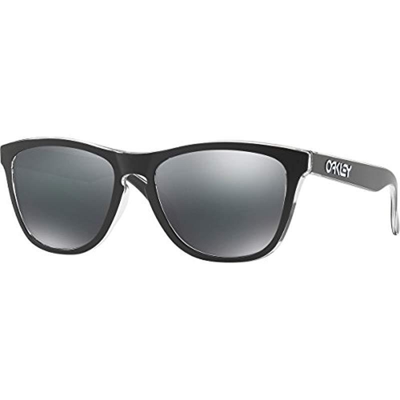 b126c2c90c4 Lyst - Oakley S (a) Frogskins in Black for Men