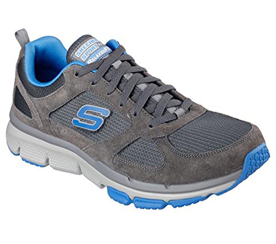 f2df70c0b088 Lyst - Skechers Sport Optimizer Fashion Sneaker in Blue for Men