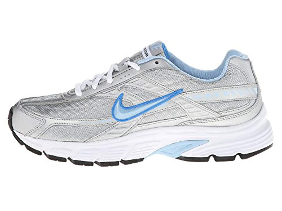 Nike Initiator Running Shoe in Blue for