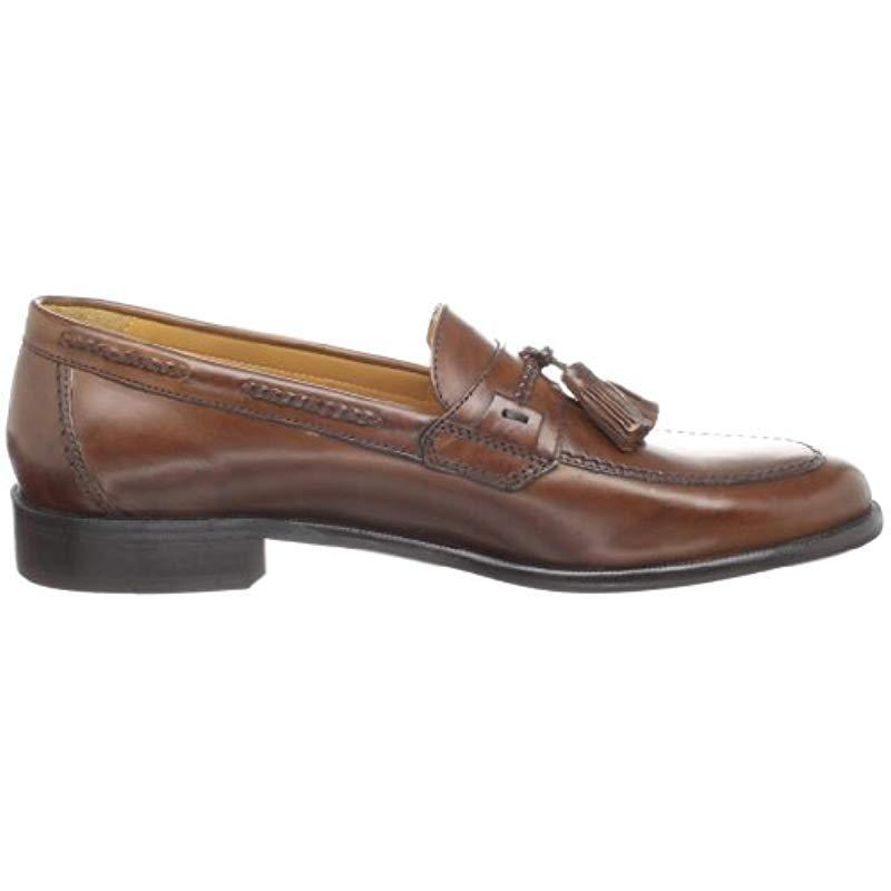 141dd7afc2637 Men's Brown Vauter Tassel Loafer
