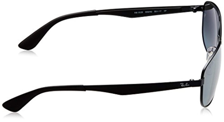 dbc8bdacc07 Ray-Ban - Metal Sunglasses In Matte Black Green Rb3528 006 71 61 for. View  fullscreen