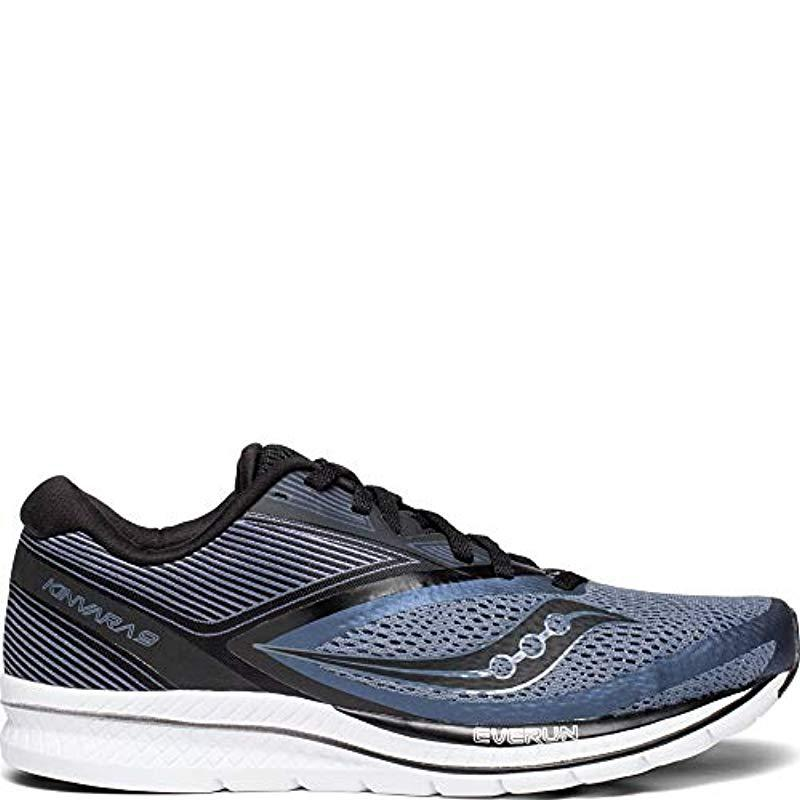 f97d38a149978 Lyst - Saucony Kinvara 9 Running Shoe in Gray for Men