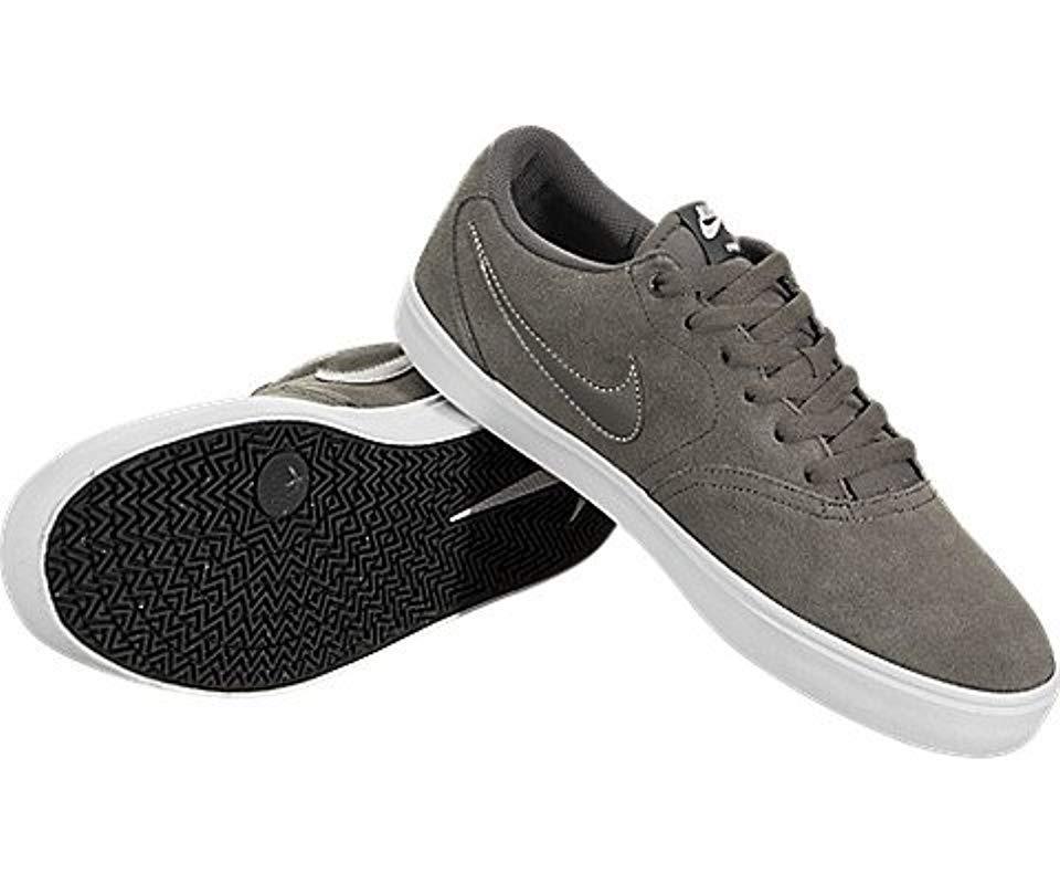 Nike Herren SB Check Solarsoft Canvas 843895 20 Sneaker