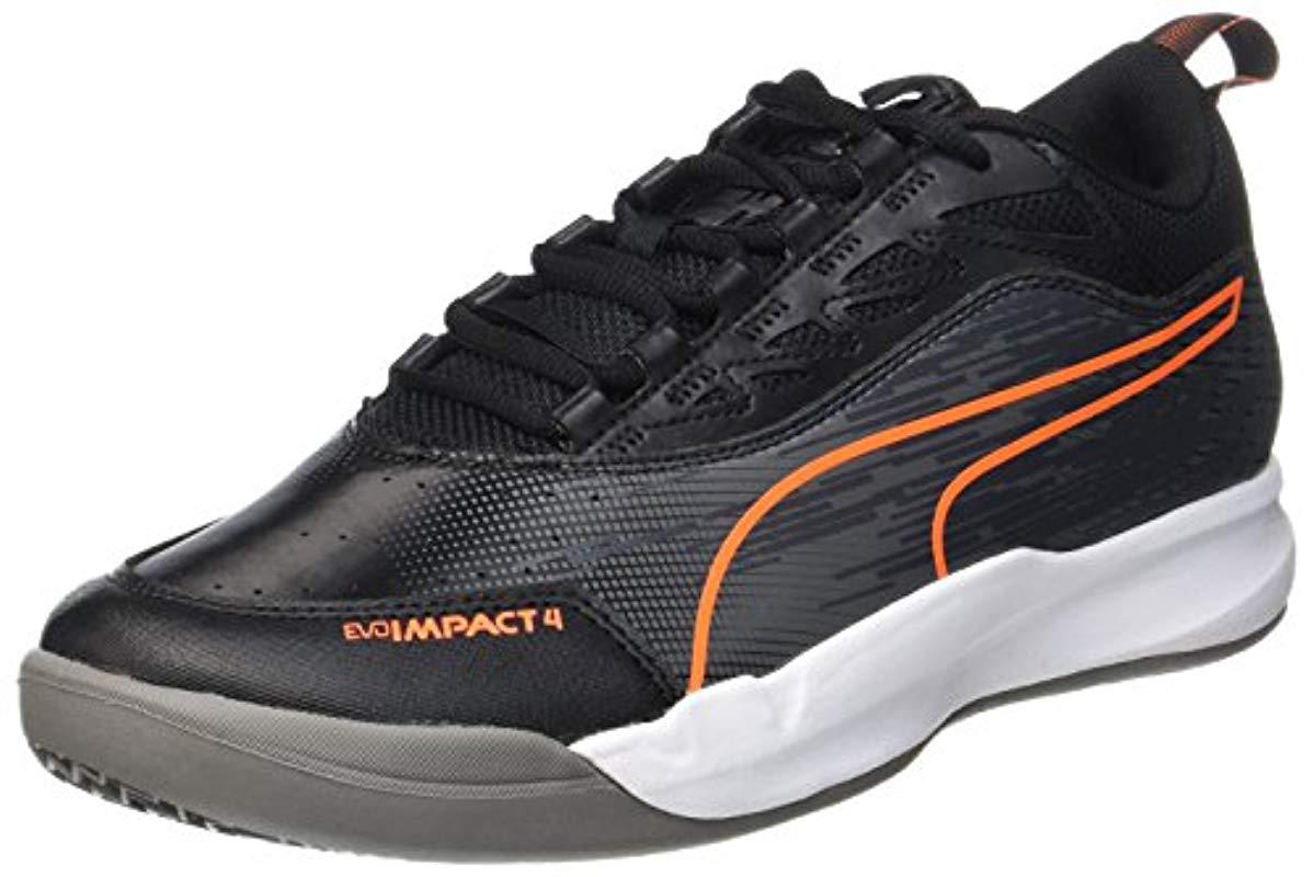 Puma Evoimpact 4.3 Fitness Shoes in Black for Men - Lyst 8abf02ef1