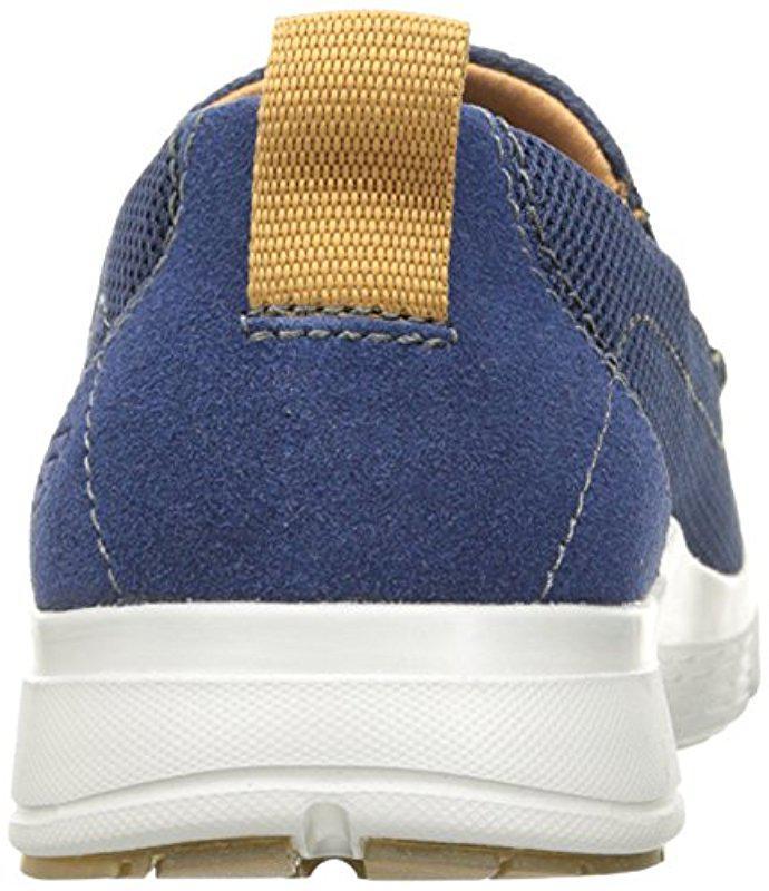 48f2b5c27315 Lyst - Skechers Moogen Selden Slip-on Loafer in Blue for Men