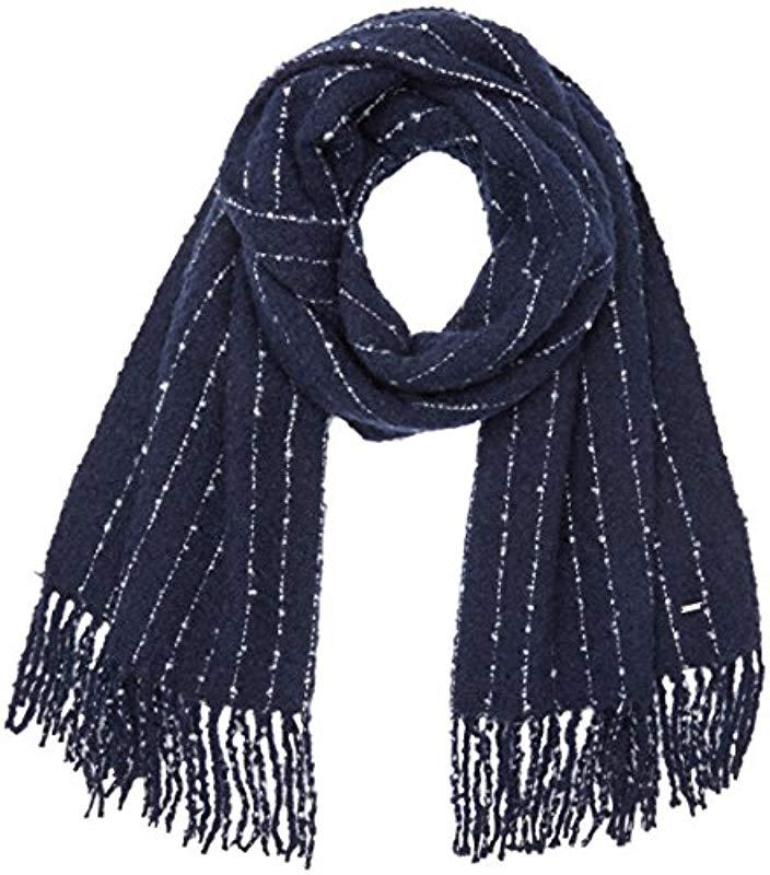 Pepe Jeans Kyra Scarf Shawl, Blue (admiral), One Size (manufacturer ... 6bd51ce974d