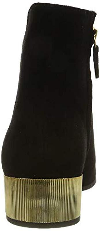 D Peython Low B, Botines para Mujer Geox de color Negro