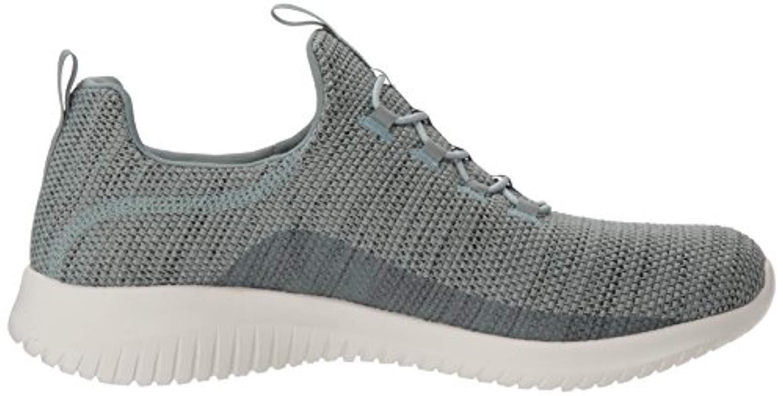 Skechers Ultra Flex Capsule Sneaker in Sage (Grey)