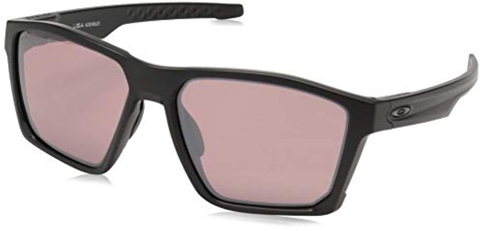 960607f9aa4e Lyst - Oakley Targetline Prizm Sunglasses in Black for Men - Save 20%
