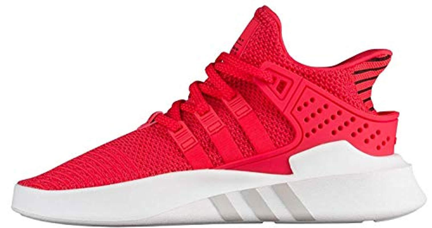 sale retailer 0b626 9d402 Men's Red Eqt Bask Adv S S B22642