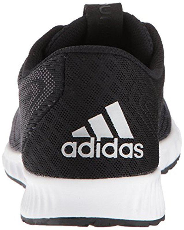 new styles 2e003 e2ba1 Lyst - Adidas Aerobounce Pr W Running Shoe in Black for Men