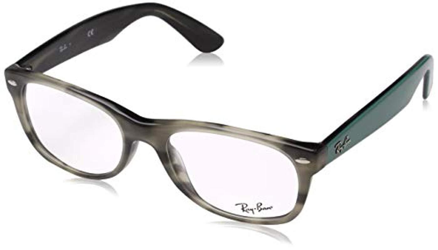 69c5ad5feff Ray-Ban 0rx 5184 5800 54 Optical Frames