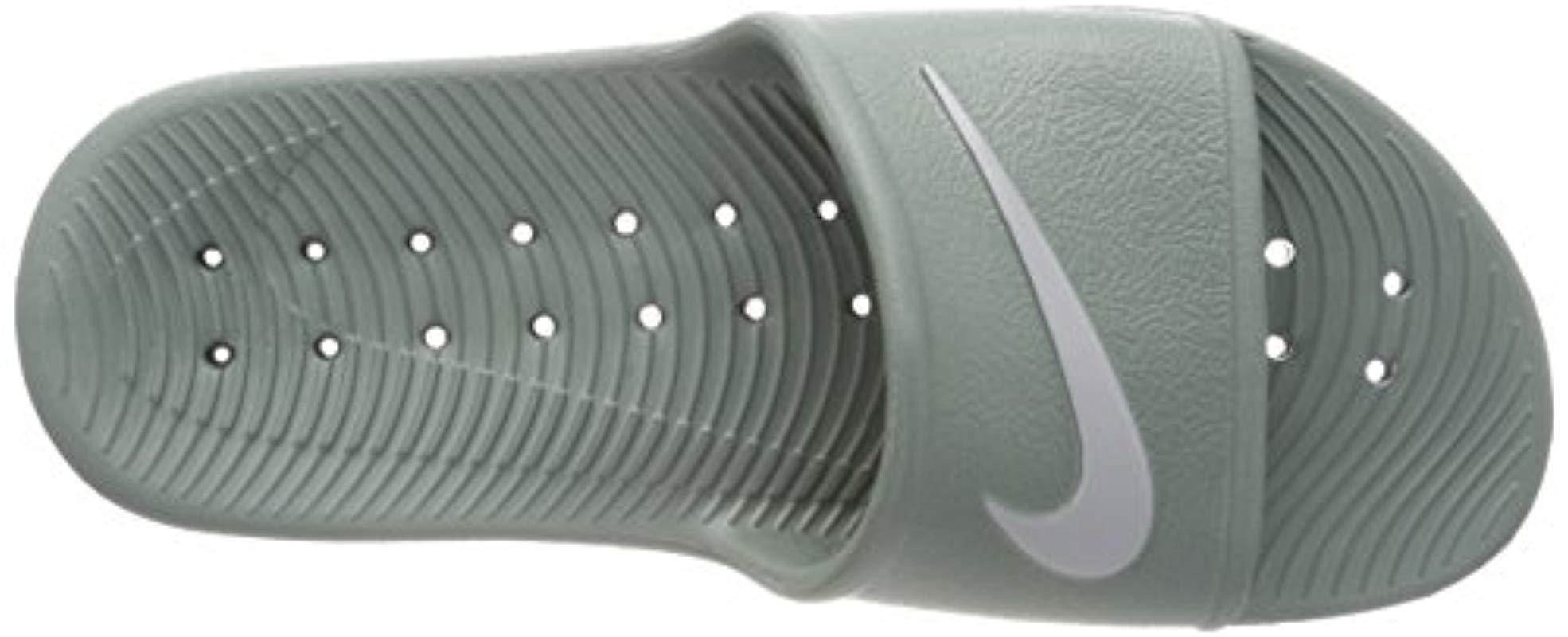Kawa Shower, Chaussures de Plage et Piscine Homme Nike pour homme ...