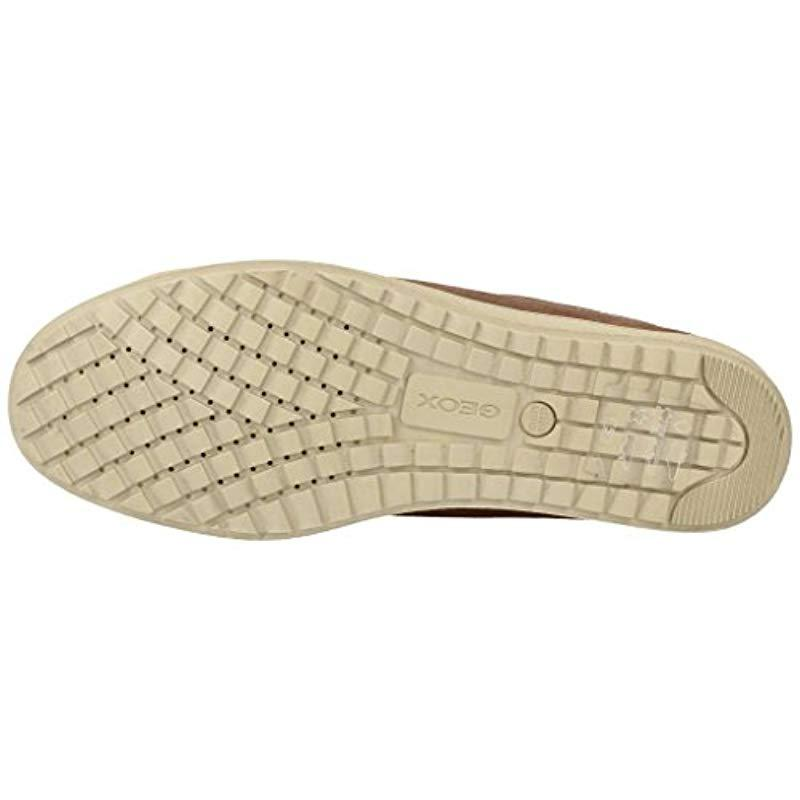 Geox D Amaranth B Women's Shoes (trainers) In Brown - Save 52%