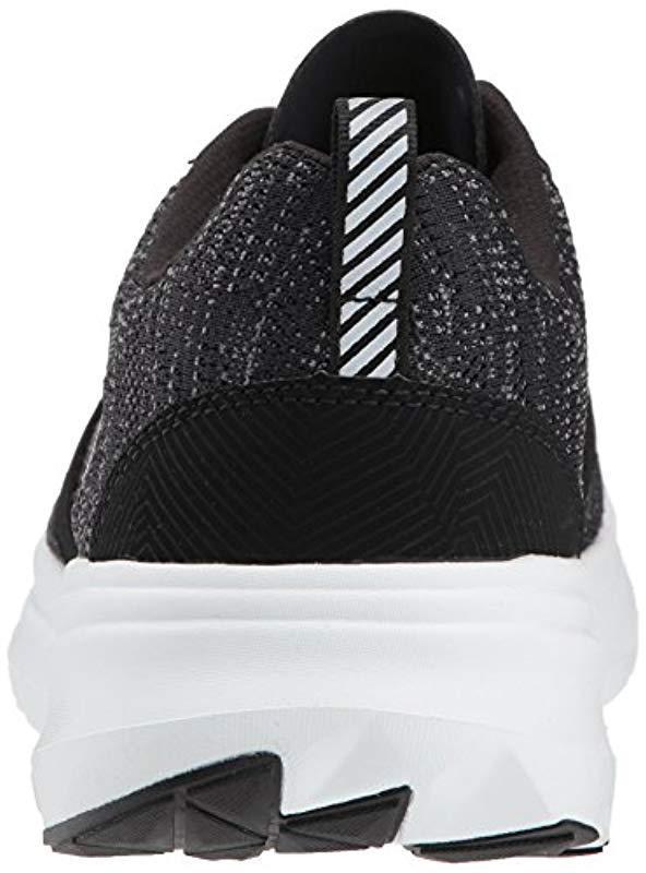 Go Run Ride 7, Zapatillas de Running para Hombre Skechers de hombre de color Negro