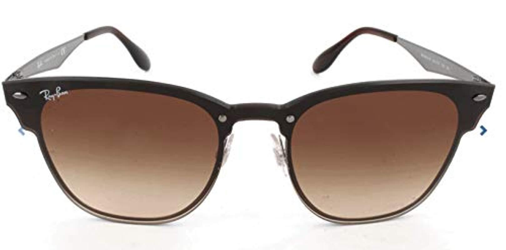 RB3576N-041/13-47 Montures de lunettes, Marron (Marrón) Ray-Ban pour homme  NInb