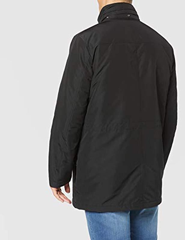 En la mayoría de los casos Infantil Fuera  Coats Clothing Geox Mens M Vincit G Coat
