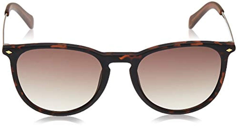 Gold Or Fossil Sonnenbrille FOS 2012//S Montures de lunettes 55 Femme