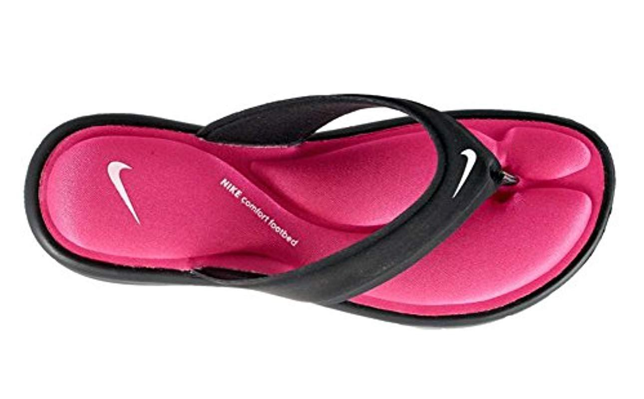Ultra Comfort Thong Synthetic Sandals