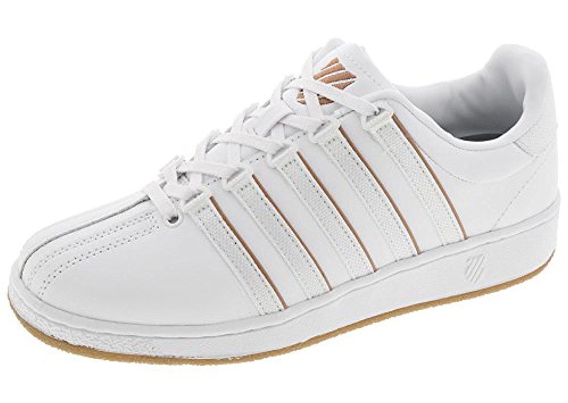 Save In Men Vn 9 K Sneaker White Lyst Classic Swiss For 4RL3j5Aq