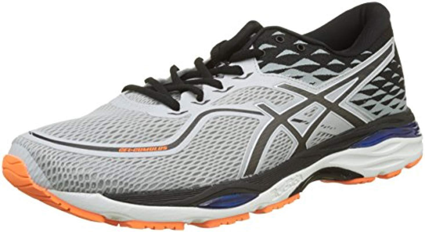 1a78b0747db4 Asics Gel-cumulus 19 Running Shoes in Gray for Men - Lyst