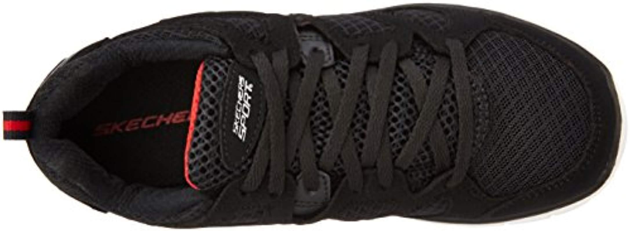 Vim- Turbo Ride 998090L, Zapatillas Deportivos, Niños Skechers de hombre de color Negro