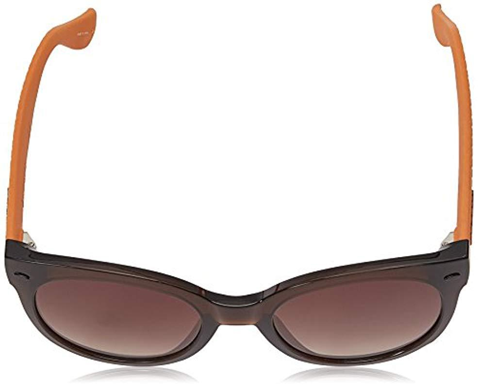 Havaianas Rubber Ngoldnha/m J6 22d 52 Sunglasses in Brown - Save 21%