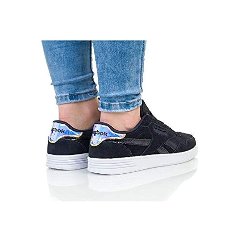 Royal Techque T LX, Zapatillas de Tenis para Mujer Reebok de Denim de color Azul