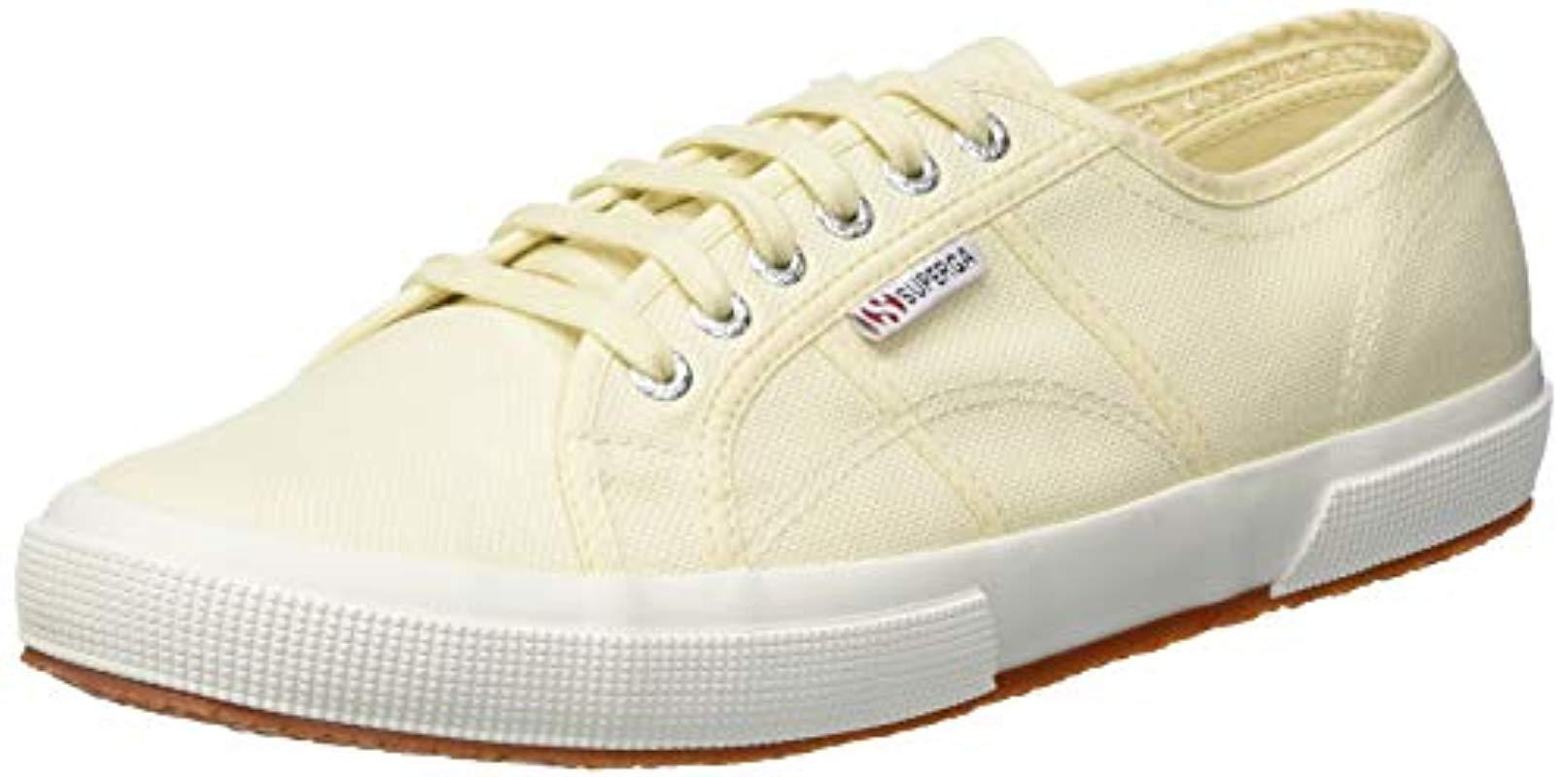 93681a3dd0bf2 Superga 2750 Cotu Classic, Unisex Adults' Low-top Sneakers, Ivory ...