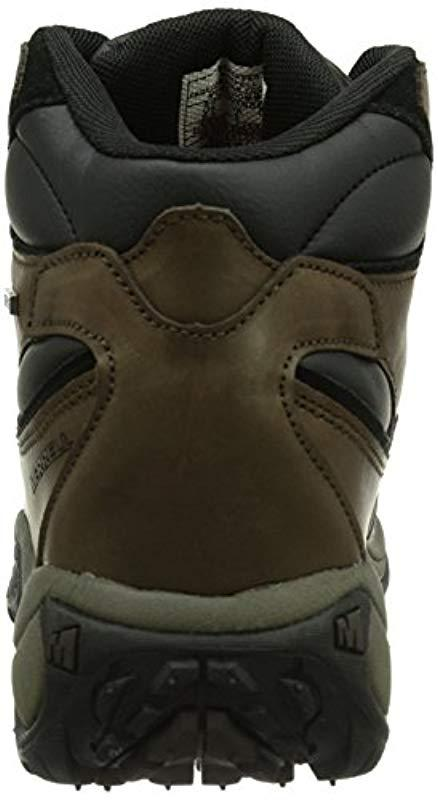 f40b6ebce78 Merrell Reflex Ii Mid Leather Waterproof, Hiking Boots in Brown for ...