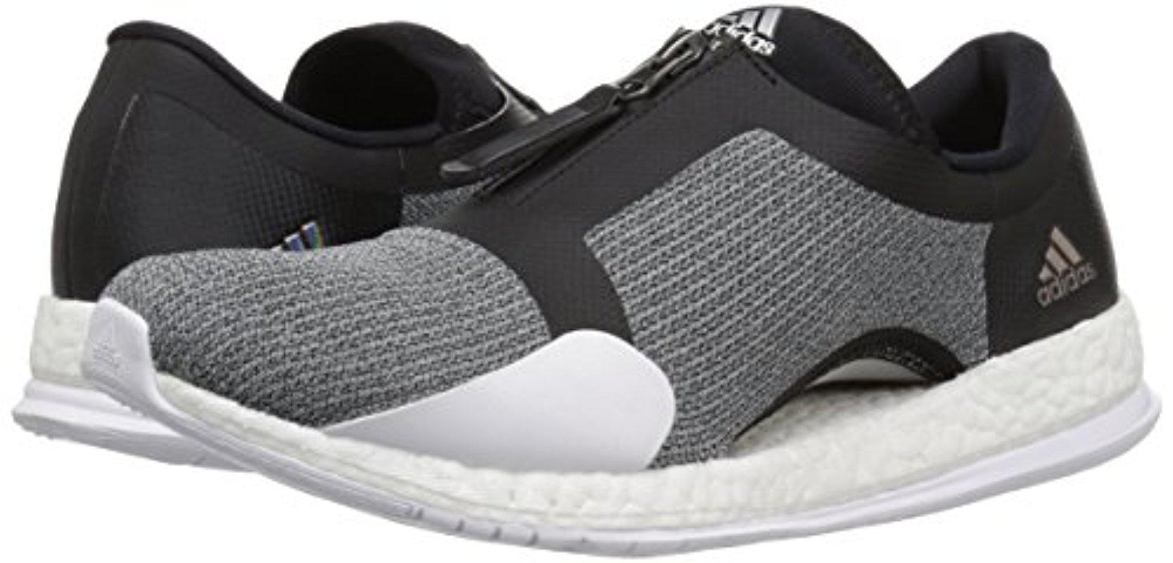 adidas Pureboost X Tr Zip Running Shoe - Lyst