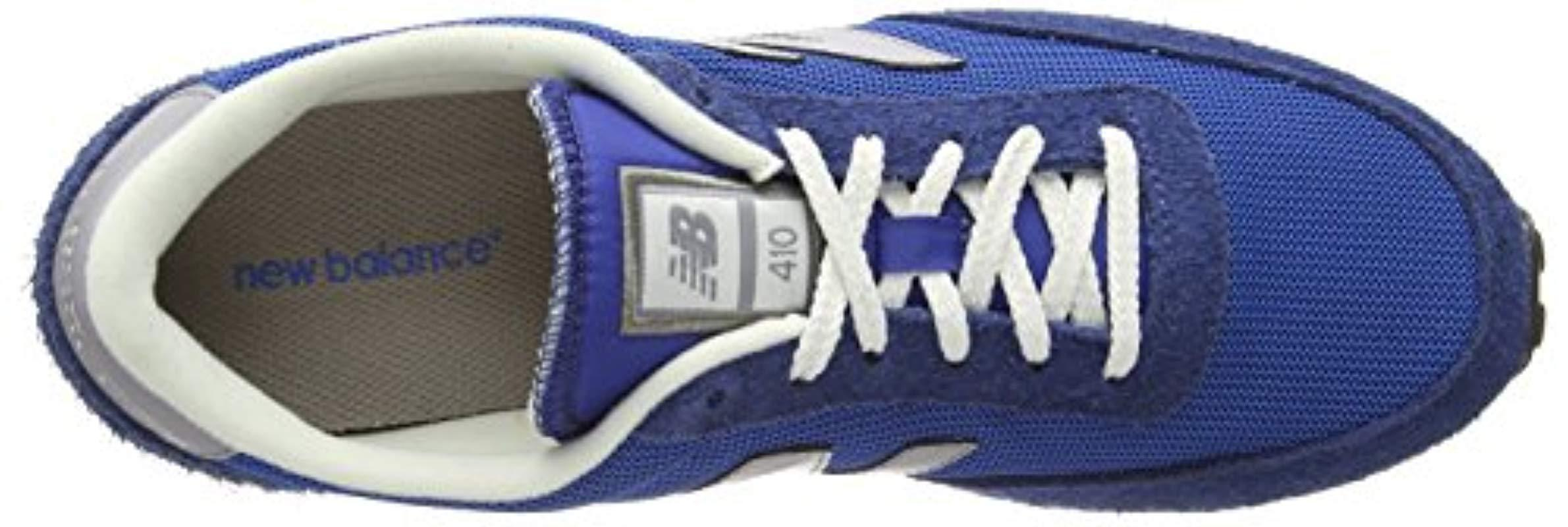 New Balance U410hbgy, Unisex Adults' Sneakers in Blue for