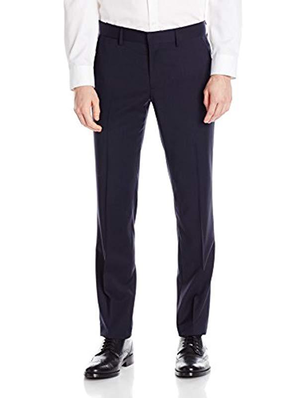 J.Lindeberg Mens Nicolas JL Stretch Wool Trouser Pant