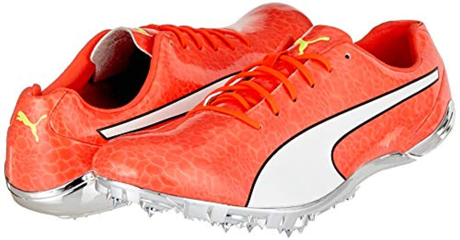 puma evospeed electric 6