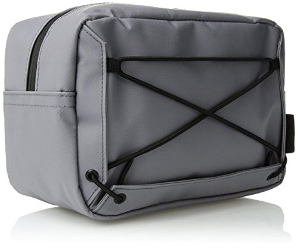 626f16289a Lyst - Buxton Thor Single Zipper Travel Kit in Gray for Men - Save ...