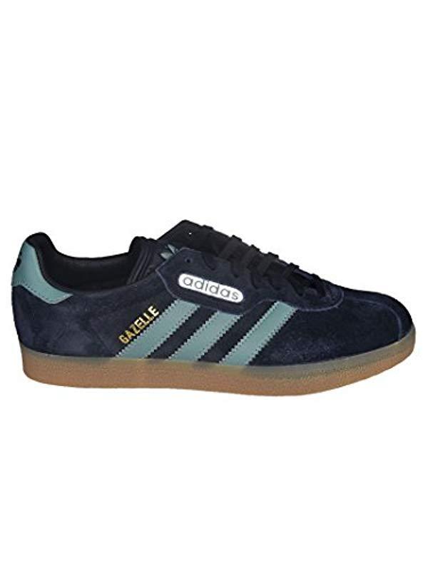 Gazelle Super, Chaussures de Fitness Daim adidas pour homme en ...