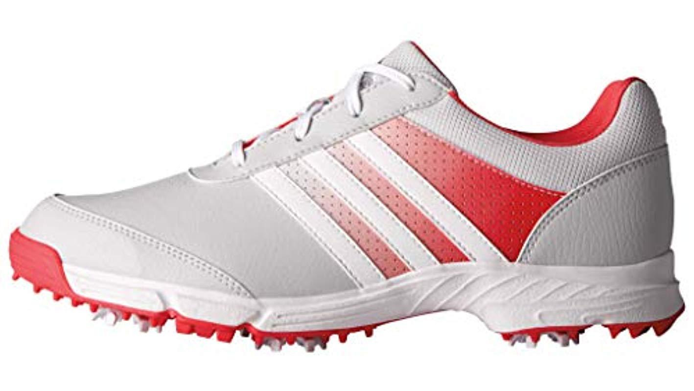 Lyst - Adidas W Tech Response Ftwwht ft Golf Shoe in Gray - Save ... 90c6a4447ee