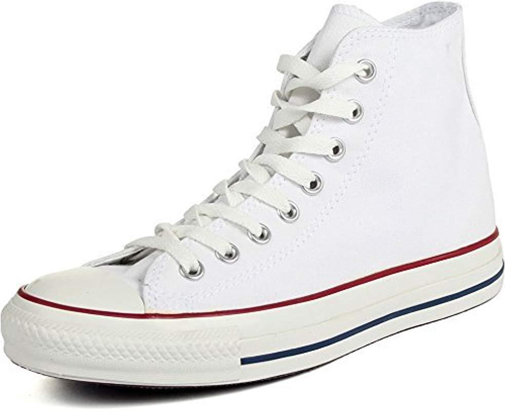 4af0f4b8867 Lyst - Converse Chuck Taylor All Star Seasonal Color Hi in White for Men