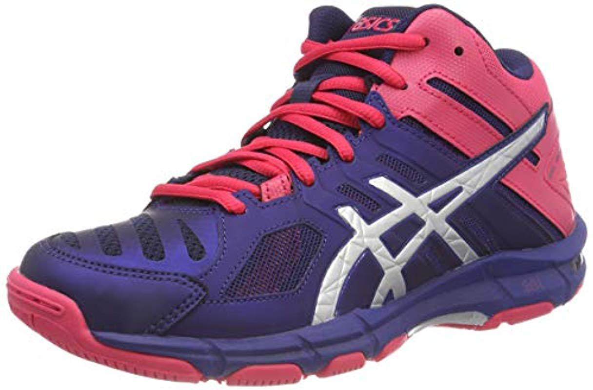2c8d63c2b1aad Asics Gel-beyond 5 Mt Volleyball Shoes in Blue - Lyst